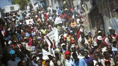 Protests in Haiti continue with supporters from the opposition and the government calling for an end to the ongoing crisis in the Caribbean nation. The protesters are calling for hasty elections to. January 2016