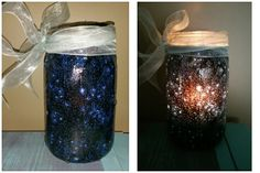 Out of this galaxy luminary