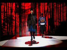 Louis Vuitton | Fall Winter 2016/2017 Full Fashion Show | Menswear - YouTube