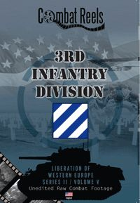 "This DVD about the 3rd Infantry Division takes place in World War II during the Fall of 1944, Europe.  On August 15th, 1944 the 3rd Infantry Division, also known as ""Rock of the Marne"", were assigned to VI Corps of the U.S. Seventh Army, with the assignment of participating in the invasion of the southern coast of France in ""Operation Dragoon"" and would land at Alpha-Beachnear Cape Cavalaire, France."