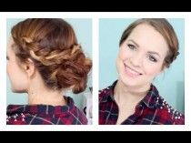 Braid & Bun For On The Go!