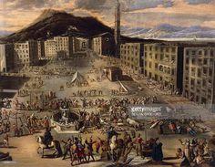 Resultado de imagem para napoles 1656 plague