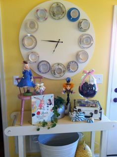 alice in wonderland baby shower - Google Search