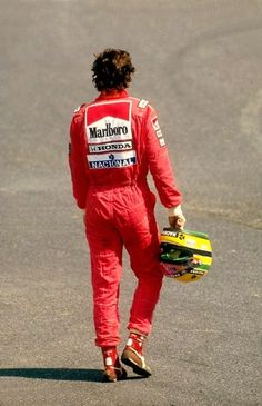 f1pictures:  Ayrton Senna 1990