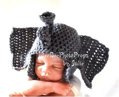 Items similar to newborn baby hat photography prop elephant hat and diaper cover on Etsy Elephant Hat, Elephant Love, Newborn Pictures, Baby Pictures, Animal Hats, Newborn Photography Props, Thing 1, Roll Tide, Beautiful Babies