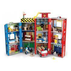 Kidkraft 63239 Speelgoedset voor Grote kleine helden - Bandolino.nl