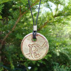 First Flight  Artisan Glazed Ceramic Pendant by ReasonablyRustic, $24.00