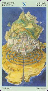 Tarô e Cultura: Roda da Fortuna - Atlântida