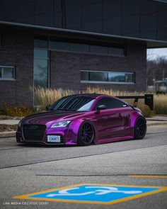 Audi Tt Mk2, Audi Rs, Tt Tuning, Pictures Of Sports Cars, Wide Body Kits, Air Ride, Japan Cars, Car Photography, Hot Cars