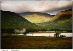 Kilchurn on Loch Awe
