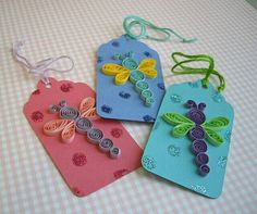 Dragon fly book marks