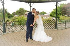 Okehampton.  Wedding pictures in the park...