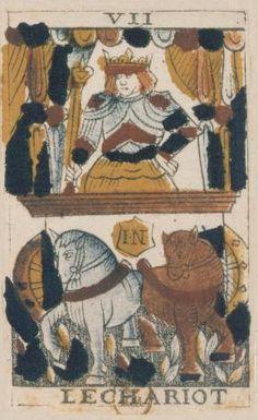 Jean Noblet Tarot, Jean Noblet (France, 1650)