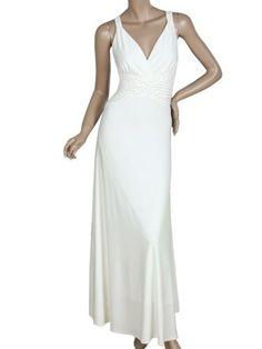 Ever Pretty Sexy V-neck Open Back Sequined Long Wedding Dresses 09372: http://www.amazon.com/Pretty-V-neck-Sequined-Wedding-Dresses/dp/B006WWULVS/?tag=wwwcert4uinfo-20