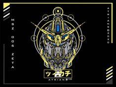 MSZ 006 Zeta Gundam by Adde Atrians