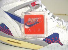 buy online 70337 3b999 Nike Air Tech Challenge II - White - Royal Blue - Infrared