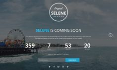 New #Theme on @designnominees : Selene - Responsive Coming Soon Template by AthenaStudio  http://www.designnominees.com/themes/selene-responsive-coming-soon-template