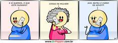 DrPepper.com.br - Piadas ruins é que são boas!