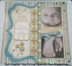 by Lori Coughlin... CTMH Felicity papers