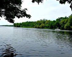 Mississippi River, Carleton Place, Ontario, Canada