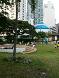 Great place to go exercise and jogging. Also has a small playground for kids. Great Places, Places To Go, Jogging, Playground, Exercise, Patio, Outdoor Decor, Kids, Walking