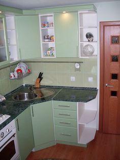Ideas for apartment kitchen design appliances