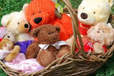 Instead of presents from our guest we ask them to bring something as a donation to different organizations, this time we were giving the Teddy bears to children that have been in abusive situations.