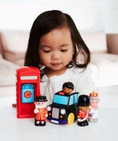 Mini Wooden Toy Police Car | Boston Christmas Present Ideas ...