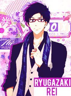 Ryugazaki Rei