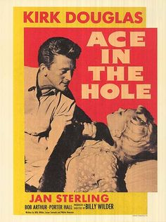 Ace in the Hole. 1951. D: Billy Wilder. To hear the show, tune in to http://thenextreel.com/tnr/ace-in-the-hole or check out our Pinterest board: http://www.pinterest.com/thenextreel/the-next-reel-the-podcast/ https://www.facebook.com/TheNextReel  https://twitter.com/TheNextReel http://www.pinterest.com/thenextreel/ http://instagram.com/thenextreel https://plus.google.com/+ThenextreelPodcast http://letterboxd.com/thenextreel http://www.flickchart.com/thenextreel