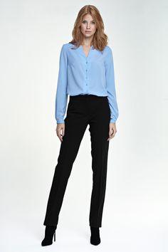 Véritable basique du dressing féminin, le pantalon fuselé fait partie de ces indispensables polyvalents dont on ne peut se passer.
