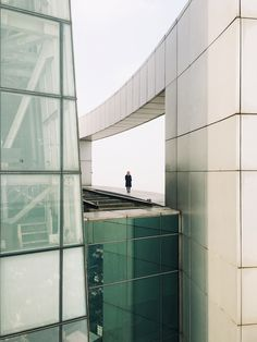 In Between // #portrait #architecture #shanghai #china