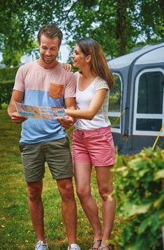 Auvent gonflable pour caravane ou camping-car ! Conçu par Trigano