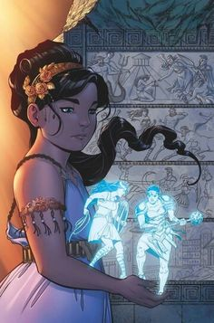 The Legend of Wonder Woman Part 2 _, Written And Drawn And Cover Art Renae De Liz and Ray Dillon , As their training sessions grow more intense, Alcippe teache Wonder Woman Comic, Superman Wonder Woman, Wonder Women, Wonder Woman Aesthetic, Dc Batgirl, Hq Dc, Warrior Princess, Artemis, Comic Books Art