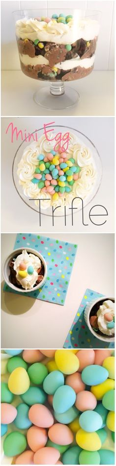 Easter is sneaking up on us! Just under 2 weeks away. That means it time for some Easter desserts! Trifles are on the top of my list when it comes to easy desserts. And the best part is that you ca…