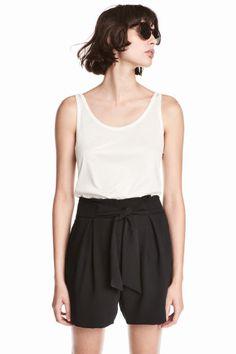 Smart shorts Model