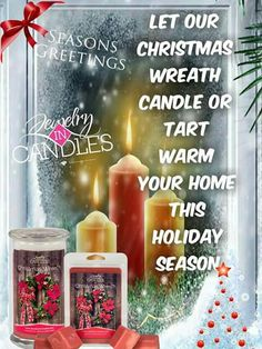 Christmas Scents available now