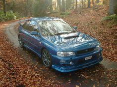 Huy's 1999 Subaru Impreza