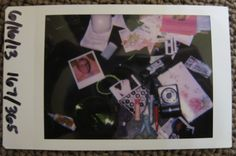 Analog 365 Project, Day 167: Coffee Table Collage