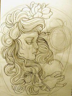 emily rose murray sketch