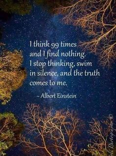 #TRUTH. Albert Einstein