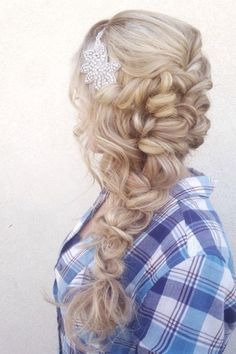 Dreamy Wedding Hairstyles from HMS;