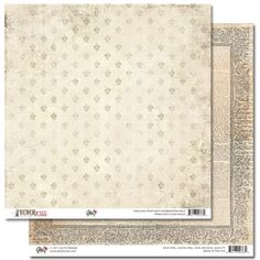 Glitz Design - French Kiss Collection - 12 x 12 Double Sided Paper - Fleur at Scrapbook.com $0.97