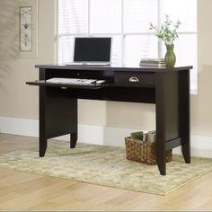 Computer Desk Office Home Workstation Table Furniture Student Laptop Study New #Sauder