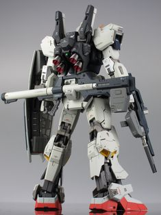 RG 1/144 Gundam Mk-II - Customized Build   Modeled by ryugo   GG INFINITE: ORDER ITEM        CLICK HERE TO VIEW FULL POST...
