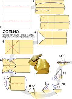 Diagrama do COELHO, de Vera Young