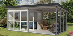 This DIY Guest House on Amazon Is Going to Transform Your Backyard