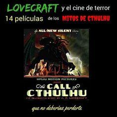 Lovecraft y el cine de terror: 14 películas de los mitos de Cthulhu que no deberías perderte
