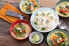 Coconut Fish Curry w