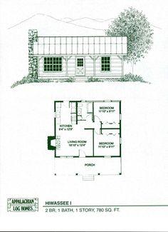 Log Home Floor Plans - Log Cabin Kits - Appalachian Log Homes